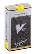 Vandoren CR193 - Anches V12 Clarinette Si bémol 3.0 - laflutedepan.com