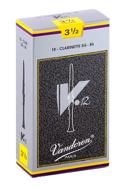 Vandoren CR1935 - Anches V12 Clarinette Si bémol 3.5 - laflutedepan.com