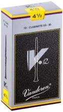 Vandoren CR1945 - Anches V12 Clarinette Si bémol 4.5 - laflutedepan.com