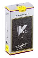 Vandoren CR6135 - Anches V12 Clarinette Mi bémol 3.5 - laflutedepan.com