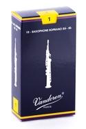 Vandoren SR201 - Anches Saxophone Soprano 1.0 - laflutedepan.com