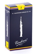 Vandoren SR202 - Anches Saxophone Soprano 2.0 laflutedepan.com