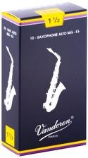 Vandoren SR2115 - Anches Saxophone Alto 1.5 - laflutedepan.com