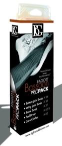 Kit d'entretien BG pour Basson Accessoire pour Basson laflutedepan.com