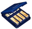 Porte-Anches VRC810 VANDOREN pour 8 anches de CLARINETTE ou de SAXOPHONE laflutedepan.com