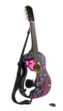 Guitare Classique Monster High 78 cm laflutedepan.com