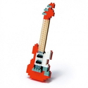NANOBLOCK - Guitare électrique laflutedepan.com