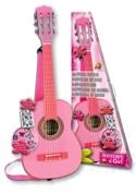 Guitare classique Bontempi 1/4 Rose laflutedepan.com