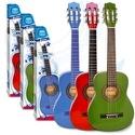 Guitare classique Bontempi 1/4 Bleu laflutedepan.com