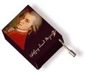 Boîte à musique Mozart - Une petite musique de nuit laflutedepan.com