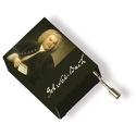 Boîte à musique Bach - Aria Cadeaux - Musique laflutedepan.com