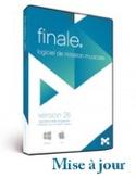 Logiciel FINALE 26 - MISE A JOUR FINALE 26 Accessoire laflutedepan.com