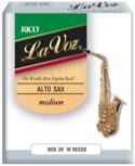 Rico La Voz RJC10MD - Anches Saxophone Alto Médium laflutedepan.com