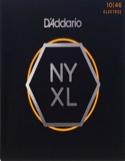 Jeu de cordes D'addario NYXL1046 Nickel Wound Regular Light 10-46 laflutedepan.com
