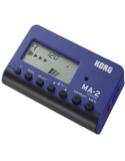 Métronome KORG - MA-2 Bleu et Noir laflutedepan.com