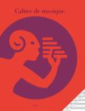 Cahier de Musique - Mixte 12 Portées laflutedepan.com