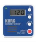 Métronome KORG - MCM-1BL Métronome Electronique laflutedepan.com