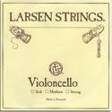 Corde de RÉ LARSEN Soloist Edition Medium pour VIOLONCELLE laflutedepan.com