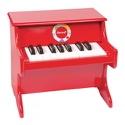 Piano Rouge Confetti JANOD Jeu musical pour enfant laflutedepan.com