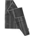 Chiffon BAM Noir taille moyenne pour VIOLON, ALTO ou VIOLONCELLE - laflutedepan.com