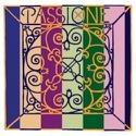 Corde de violon PASSIONE - RÉ à boule - Tension Medium - laflutedepan.com