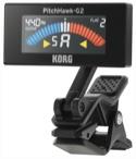 AW-3G2 KORG - Accordeur Chromatique à pince pour GUITARE et BASSE laflutedepan.com
