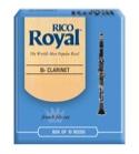 Anches Rico Royal Clarinette Sib Force 3 (Boîte de 10) - laflutedepan.com
