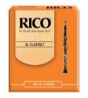 Anches RICO pour CLARINETTE Sib : FORCE 2,5 laflutedepan.com