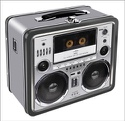 Boite de rangement - BOOMBOX Jeu Musical Accessoire laflutedepan.com