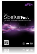 Logiciel SIBELIUS FIRST - Version Française - Complet - laflutedepan.com