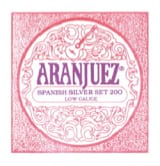 Cordes pour Guitare ARANJUEZ - Guitar String Set ARANJUEZ AR200 Spanish Silver Low Pulling Set - Accessory - di-arezzo.co.uk