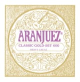 Cordes pour Guitare ARANJUEZ - Guitar String Set ARANJUEZ AR600 Classic Gold Strong String Set - Accessory - di-arezzo.co.uk
