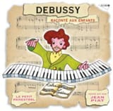 Le Petit Ménestrel - The Little Menestrel: DEBUSSY told children - Accessory - di-arezzo.co.uk