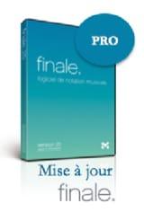 FINALE 25 - Logiciel FINALE 25 - MISE A JOUR - LabPack 5 Postes et + - Accessoire - di-arezzo.fr