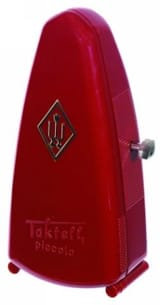 Métronome Mécanique WITTNER® - WITTNER PICCOLO Metronome: Ruby Red - Accessory - di-arezzo.co.uk