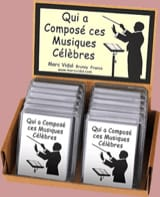 Jeu musical pour enfant - Who composed these famous musics - Accessory - di-arezzo.com