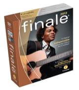 Logiciel - Finale 2012 - Version Française - Accessoire - di-arezzo.fr