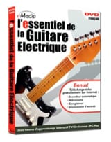 DVD - the Essential of the Electric Guitar - Accessory - di-arezzo.co.uk
