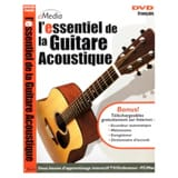 DVD - the Essential of the Acoustic Guitar - Accessory - di-arezzo.co.uk