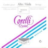 JEU ALTO CRYSTAL médium Cordes pour Alto Accessoire laflutedepan