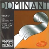 Cordes pour Violon DOMINANT - Rope only: MI for VIOLIN 4/4 - DOMINANT - MEDIUM to BALL - Accessory - di-arezzo.com