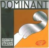 Cordes pour Violon DOMINANT - JEU de cordes pour VIOLON 3/4 - DOMINANT - Tirant MOYEN avec MI filé - Accessoire - di-arezzo.fr