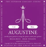 Cordes pour Guitare AUGUSTINE - REAL Blue AUGUSTINE Guitar String Set - Accessory - di-arezzo.co.uk