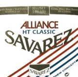 JEU de Cordes pour Guitare SAVAREZ ALLIANCE ROUGE / BLEU tirant standard laflutedepan.com