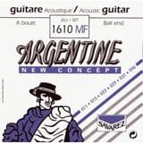 Cordes pour Guitare ARGENTINE - JEU de Cordes pour Guitare ARGENTINE jeu à boule Light 011-046 - Accessoire - di-arezzo.fr