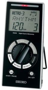 SQ-200 SEIKO - Métronome Electronique laflutedepan.com
