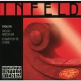 JEU de Cordes pour violon THOMASTIK Infeld Noyau hybride rouge laflutedepan.com