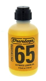 Accessoire pour Guitare - Dunlop 6554-FR Lemon Oil for Touch - Accessory - di-arezzo.com