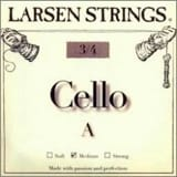 Cordes pour Violoncelle - LA LARSEN String Medium for VIOLONCELLO 3/4 - Accessory - di-arezzo.com