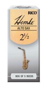 Anches pour Saxophone Alto - D'addario Rico Frederick L. Hemke - Anches Saxophone Alto 2.5 - Accessoire - di-arezzo.fr